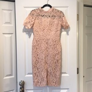 Lace dress by Alexis